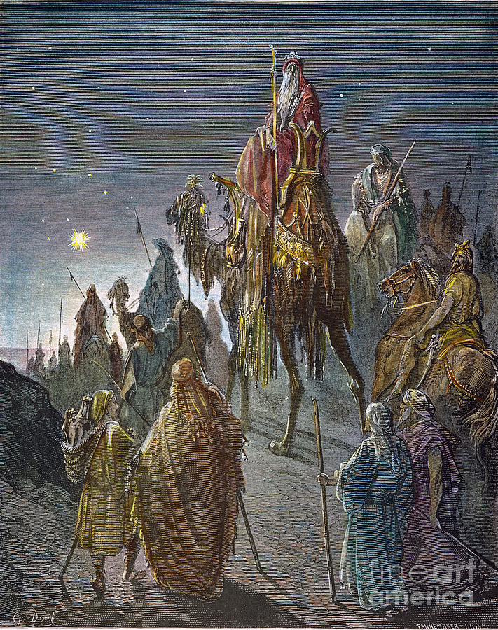 """Critical Evaluation - """"The Journey of the Magi"""" - T. S. Eliot."""