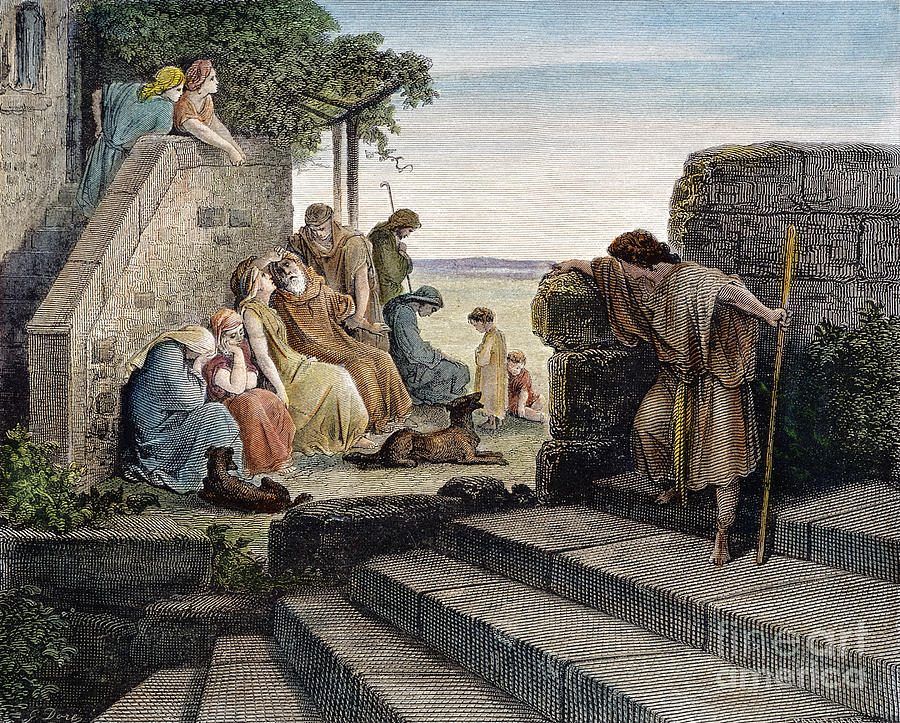 Dor: Prodigal Son Photograph  - Dor: Prodigal Son Fine Art Print