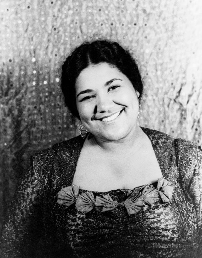 Dorothy Maynor (1910-1996) Photograph
