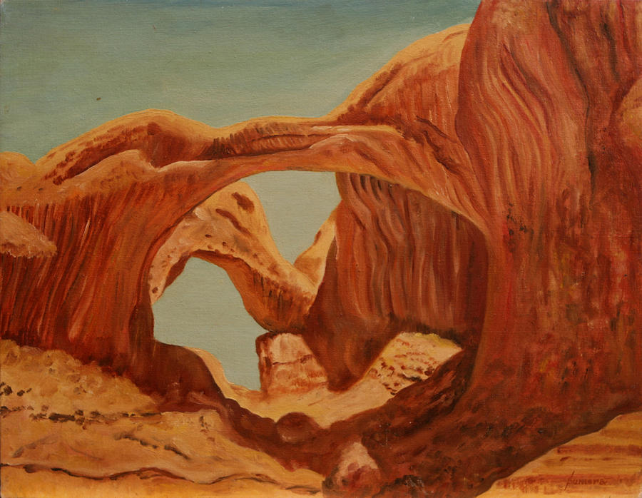 Doubl Arch Painting