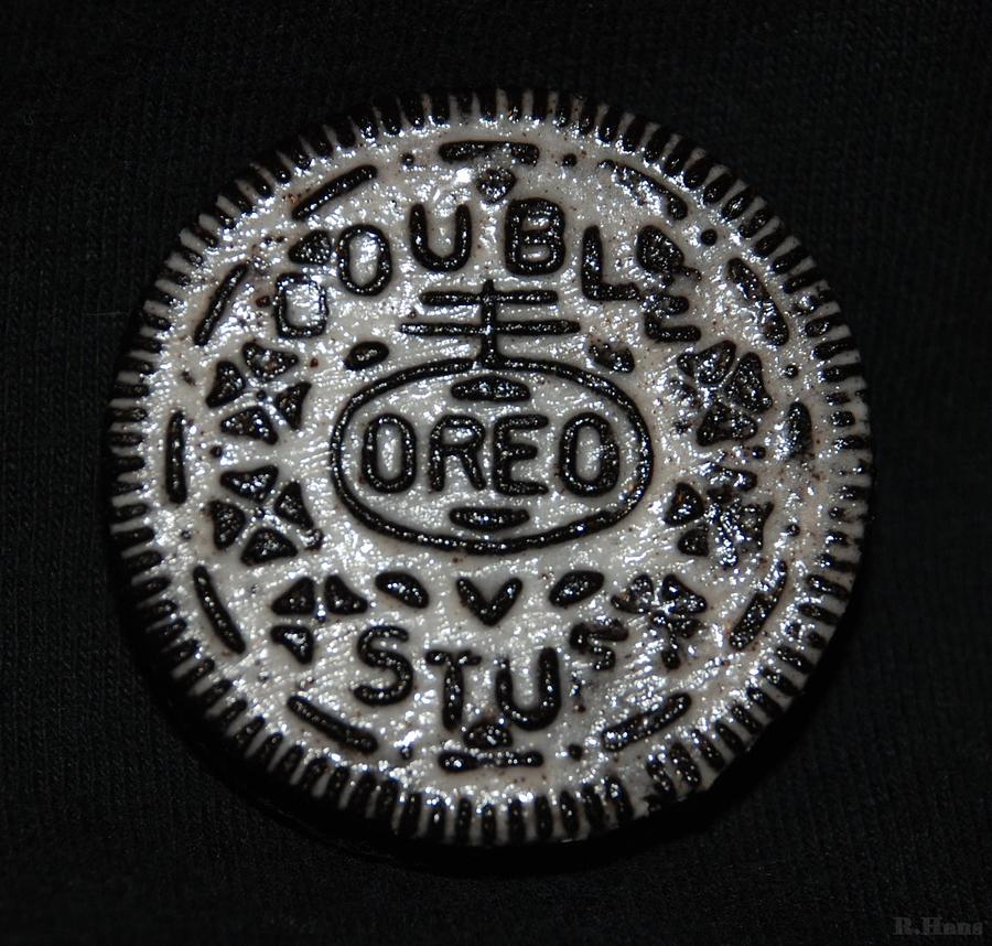 Double Stuff Oreo Photograph  - Double Stuff Oreo Fine Art Print