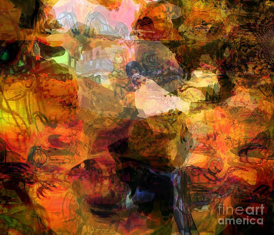 Down To Earth Mixed Media  - Down To Earth Fine Art Print