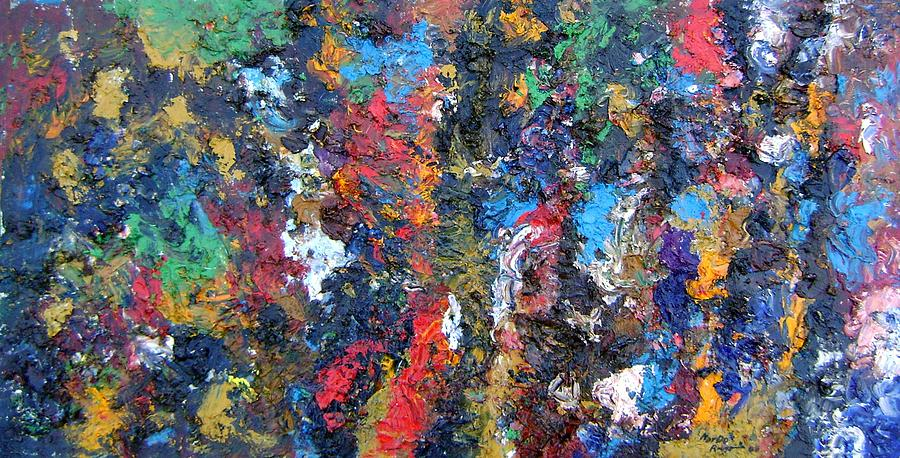 down to earth IV Painting