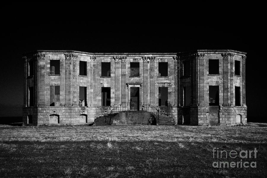 Downhill Demesne Castle Ireland Photograph