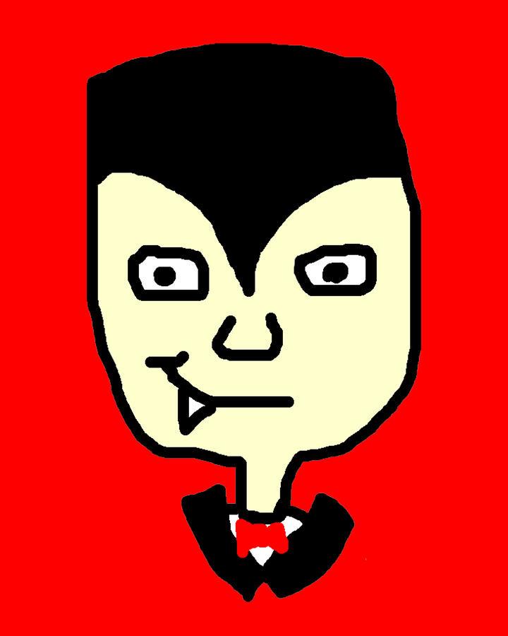 Dracula Digital Art