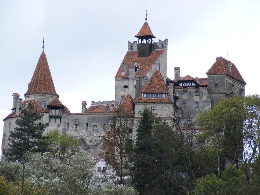 draculas castle bran transylvania - photo #34