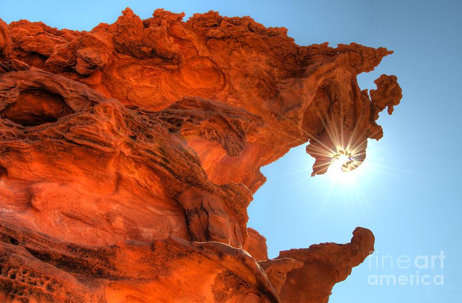 Dragons Breath Photograph