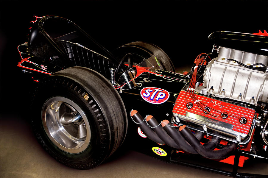 Dragster Photograph