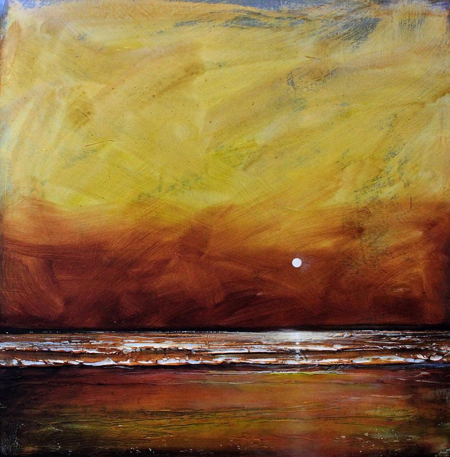 Drama Ocean Painting