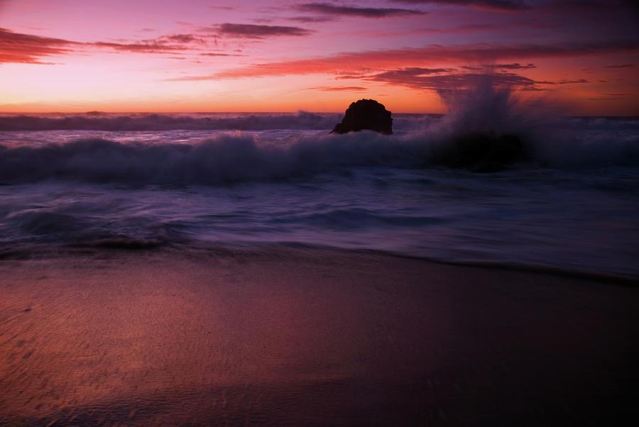 Dramatic Serenity Photograph