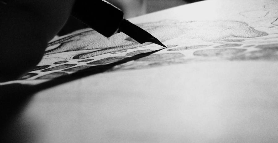 Drawing Photograph