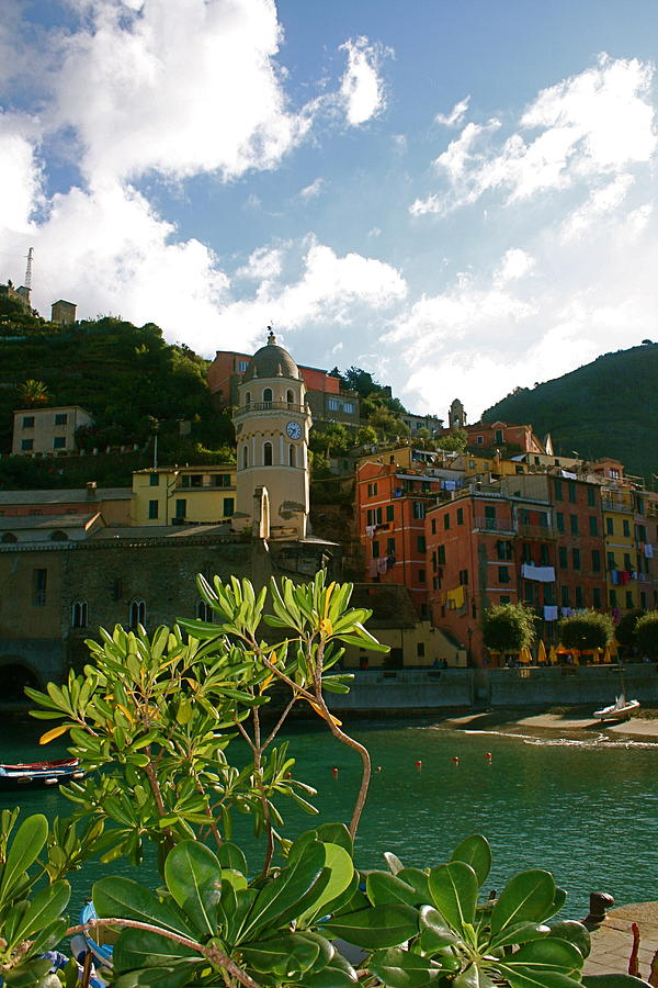 Dream Of Vernazza Photograph  - Dream Of Vernazza Fine Art Print