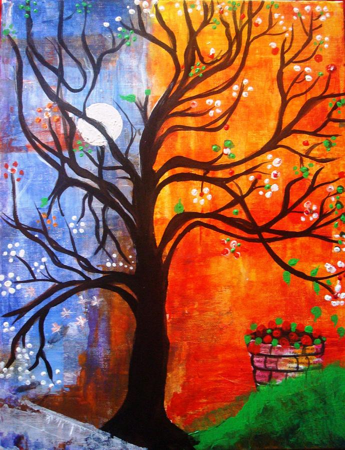 Dream Painting - Dream by Sonali Singh