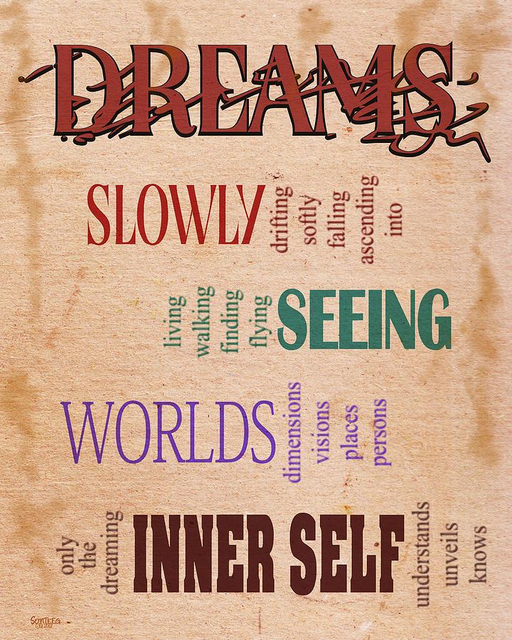 Dreams One Mixed Media