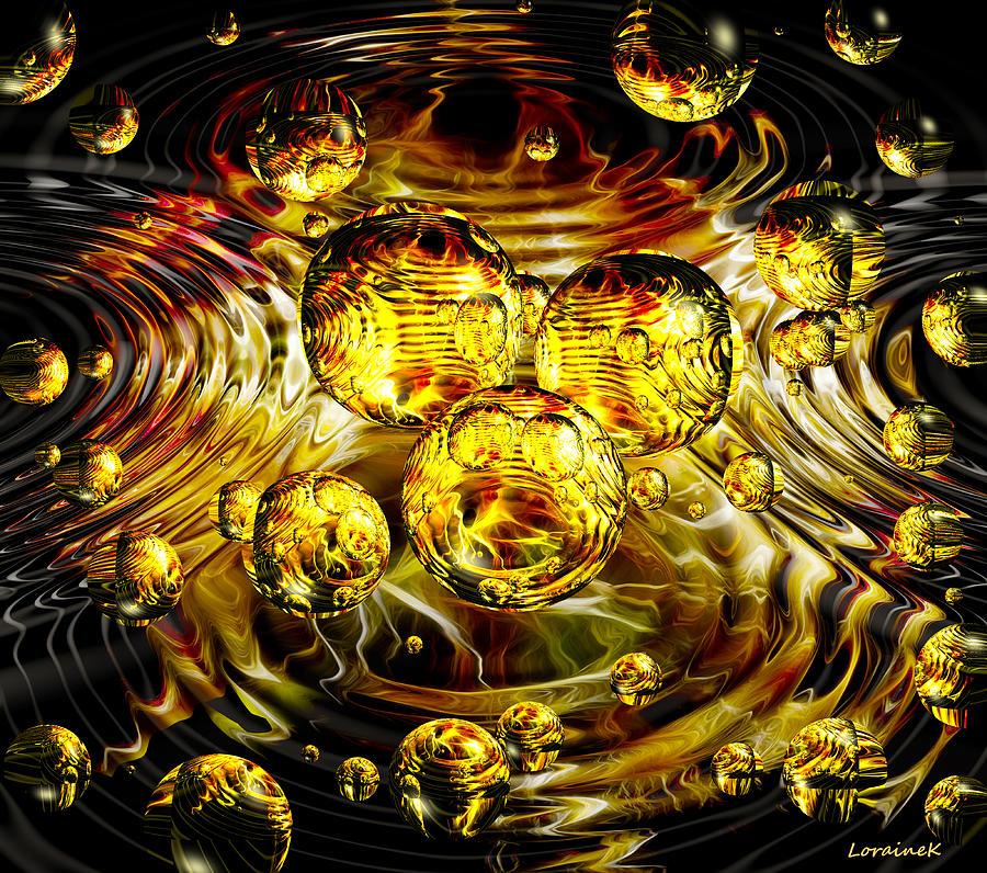 Dreamscape Photograph - Dreamscape 8 by Lorainek Photographs