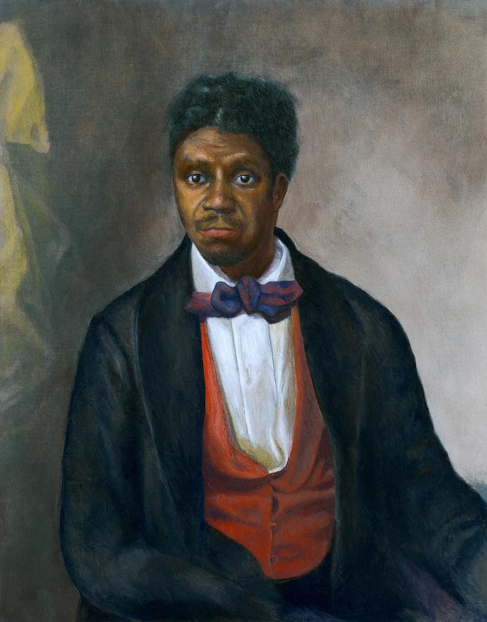 Dred Scott 1799-1858, An Enslaved Man Photograph