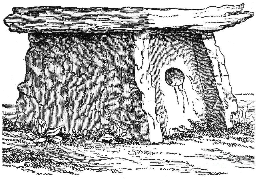 Druidic Megalith Photograph