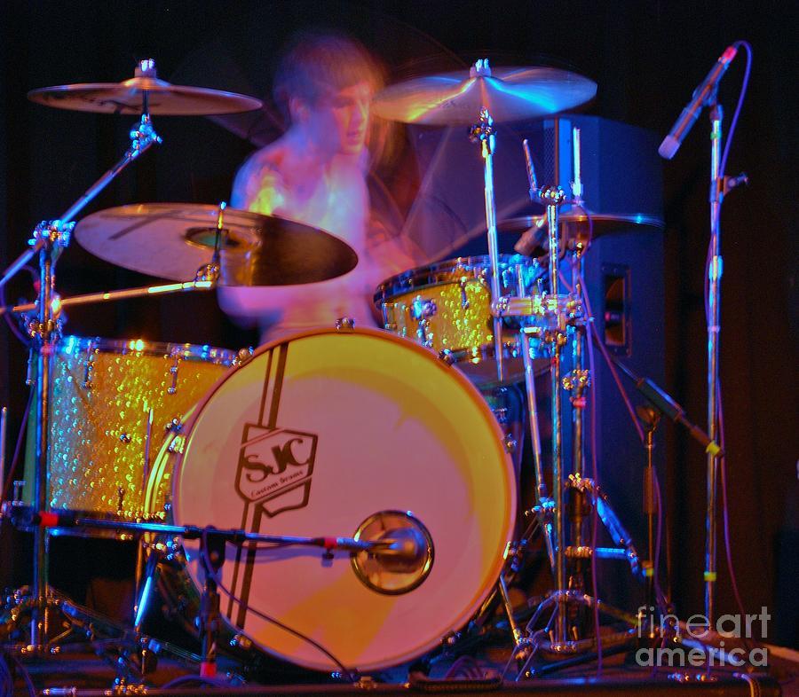 Drummer Boy Photograph