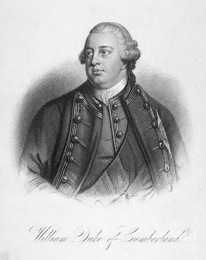 Duke Of Cumberland Photograph