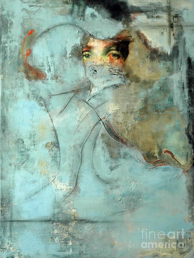 Dulcinea Painting