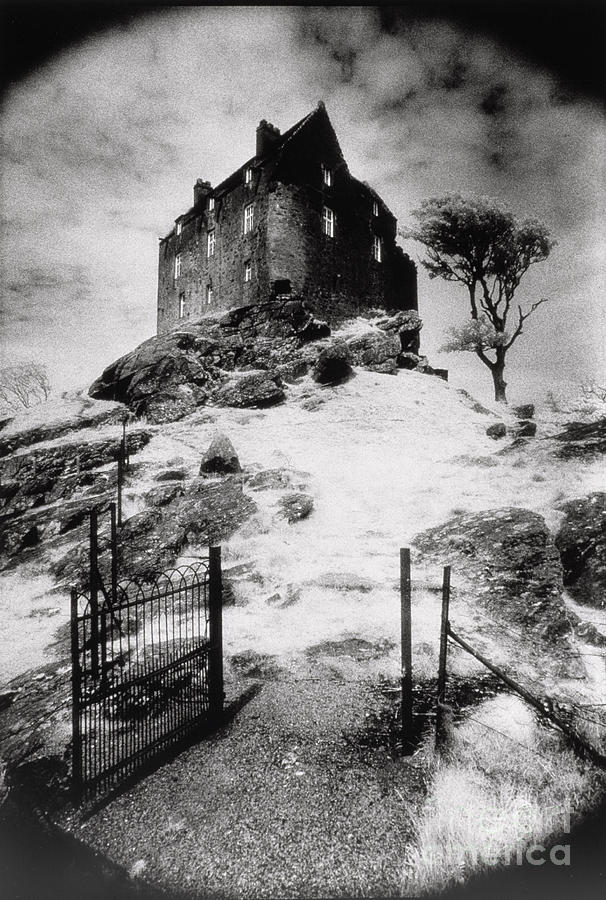 Duntroon Castle Photograph