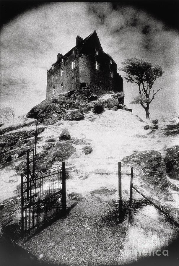 Duntroon Castle Photograph