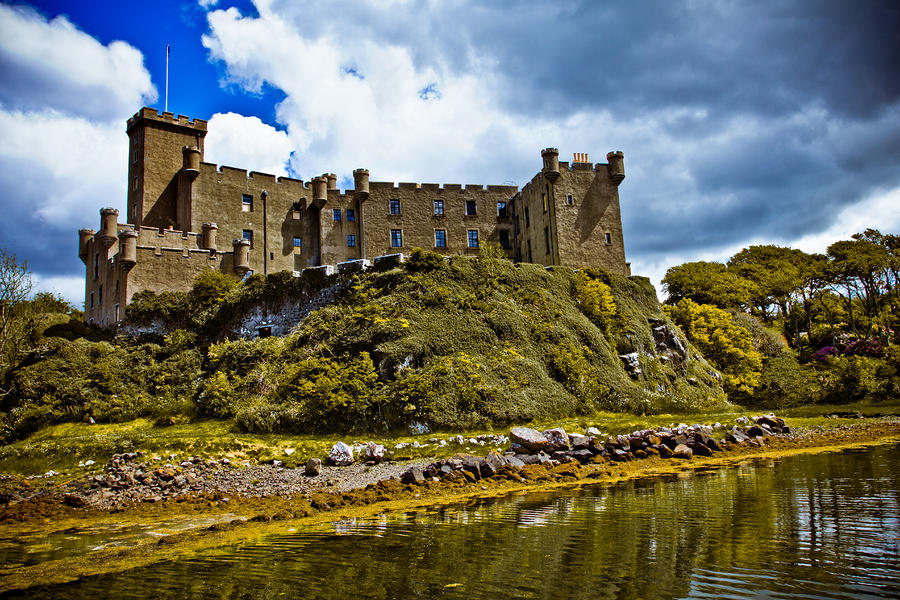 photo of dunvegan castle - photo #18