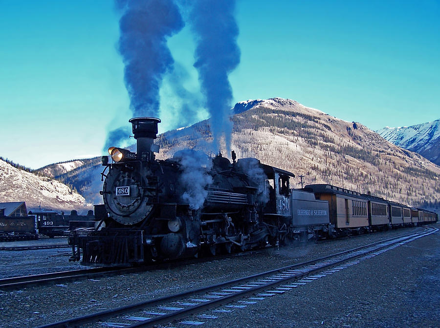 Durango Silverton Narrow Gauge  Photograph