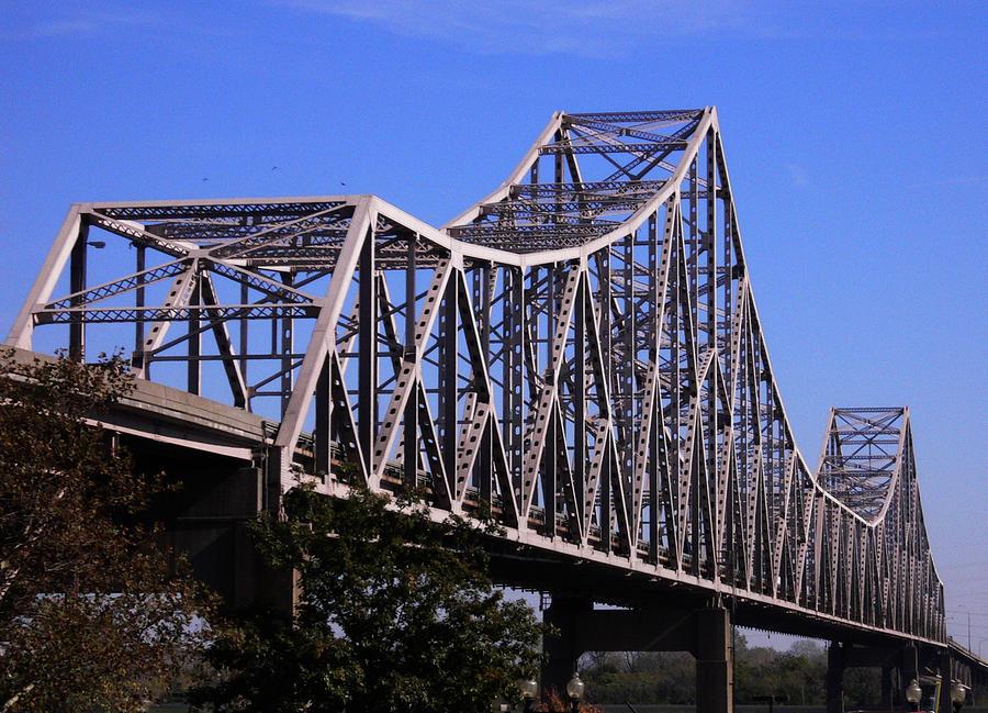 Eads Bridge Photograph