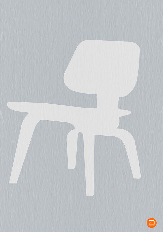 Eames Plywood Chair Photograph  - Eames Plywood Chair Fine Art Print