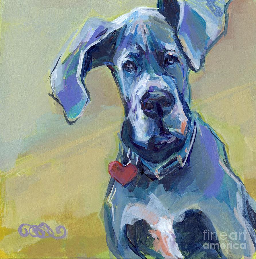 Ears Painting