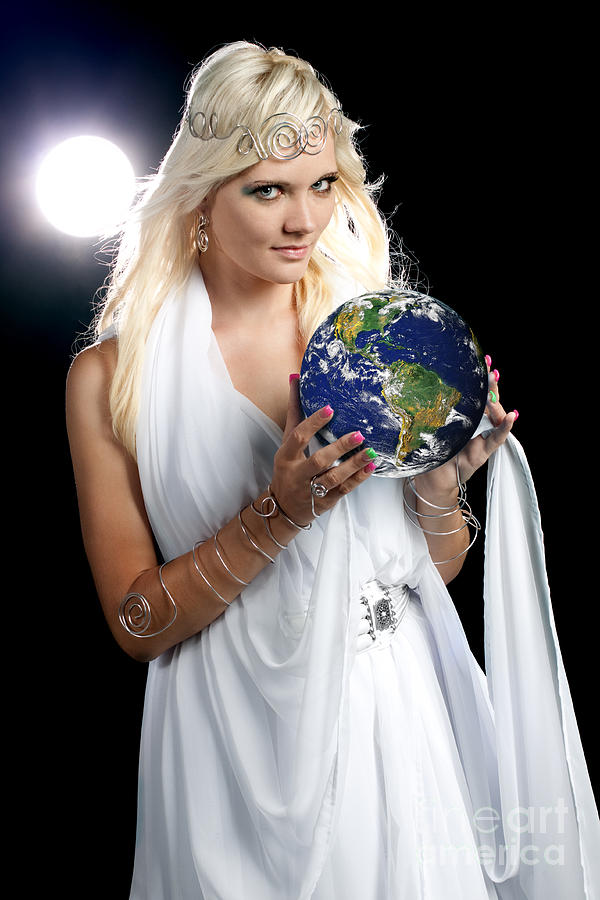 Earth Angel Photograph