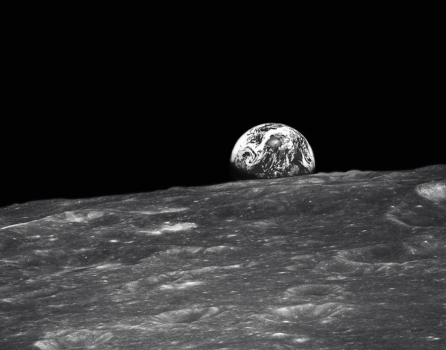 earth from the moon nasa - photo #7