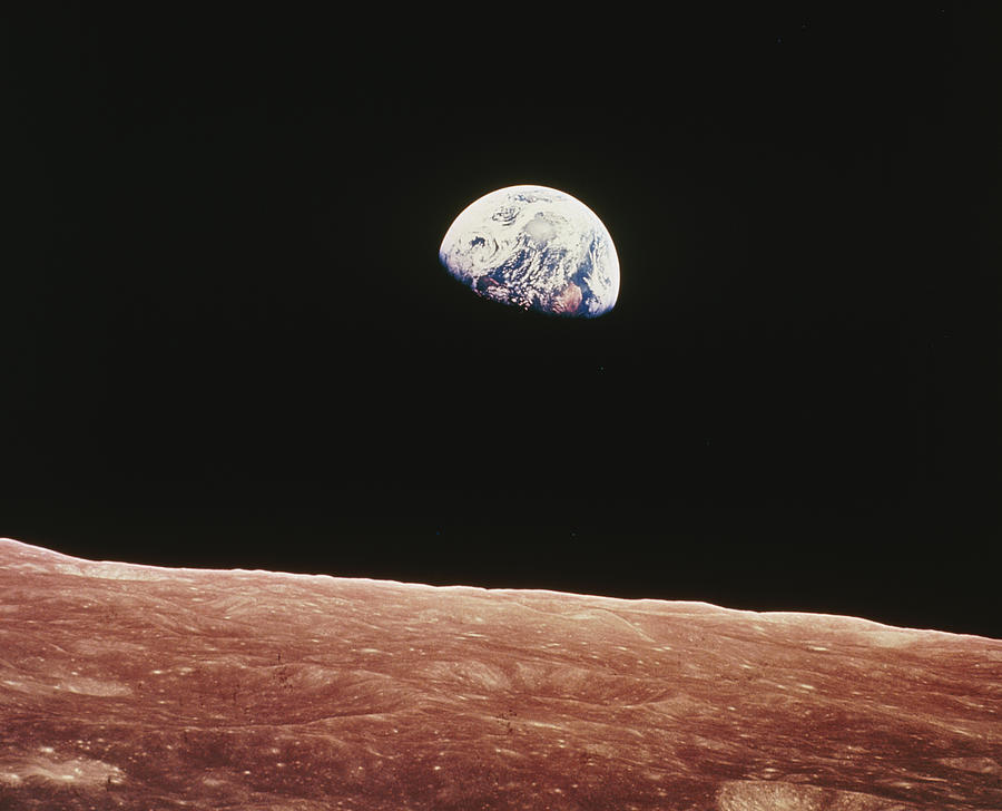 surface of moon as seen from earth - photo #10