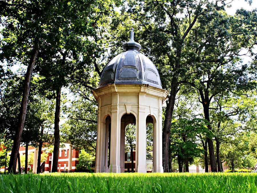 East Carolina The Cupola Photograph  - East Carolina The Cupola Fine Art Print