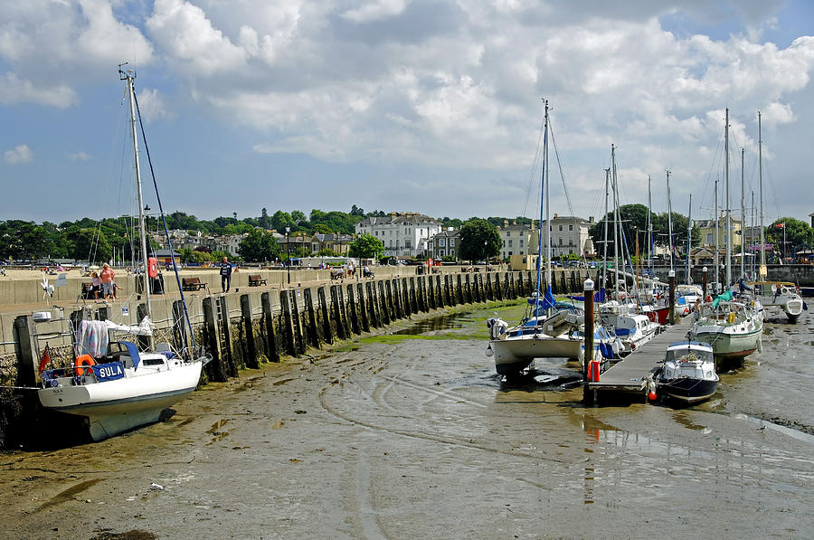 Eastern Side Harbour Arm - Ryde Photograph