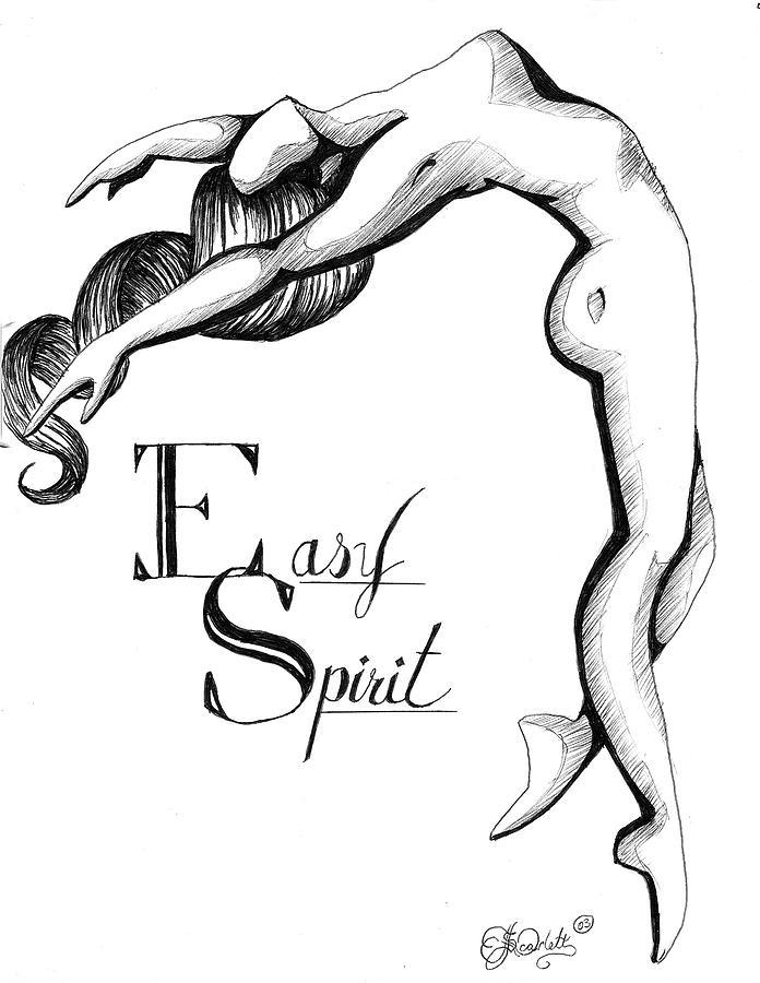 Easy Art Drawing Spirit