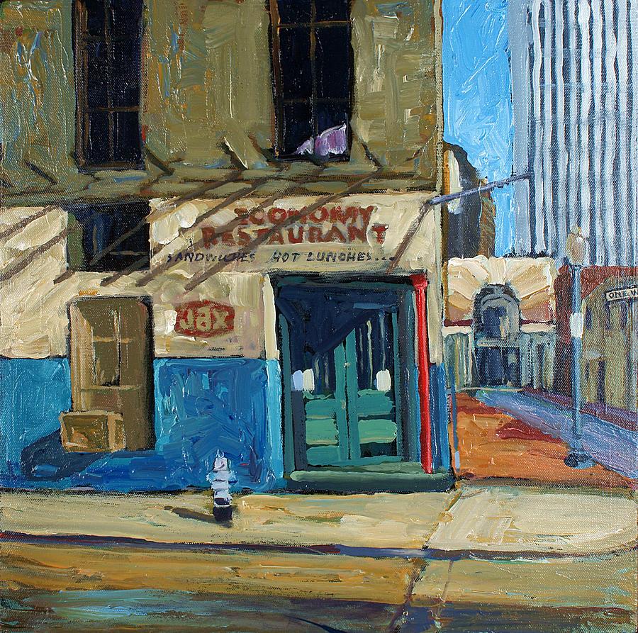 Economy Restaurant Painting