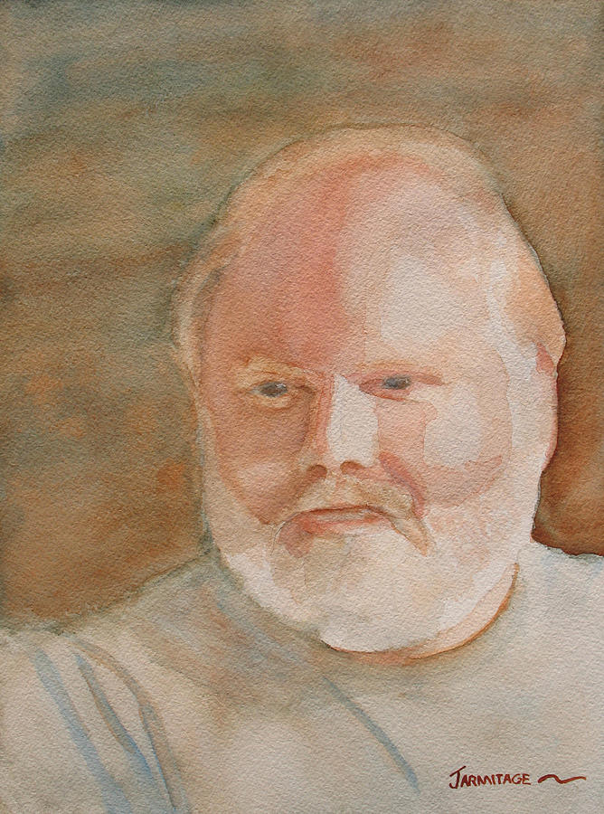 Ed Turns Forty Painting