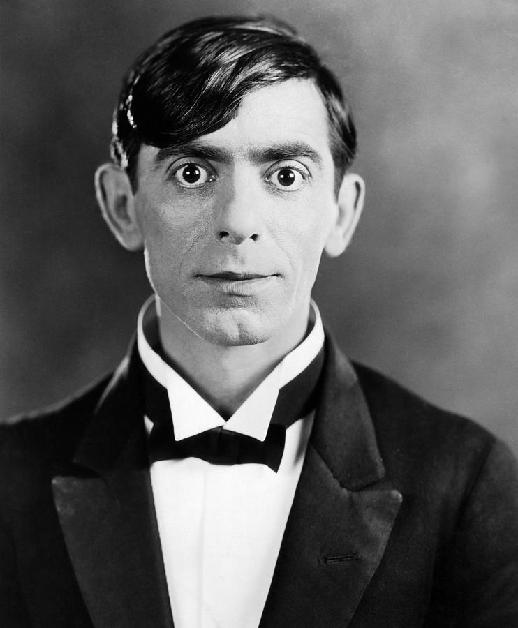 1920s Portraits Photograph - Eddie Cantor, 1927 by Everett