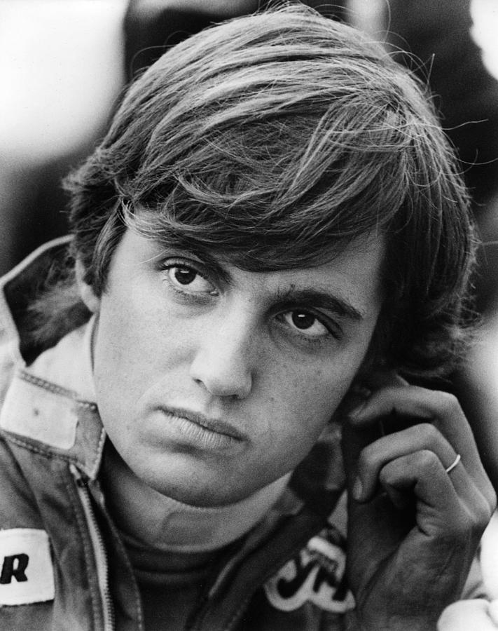Eddie Cheever Photograph