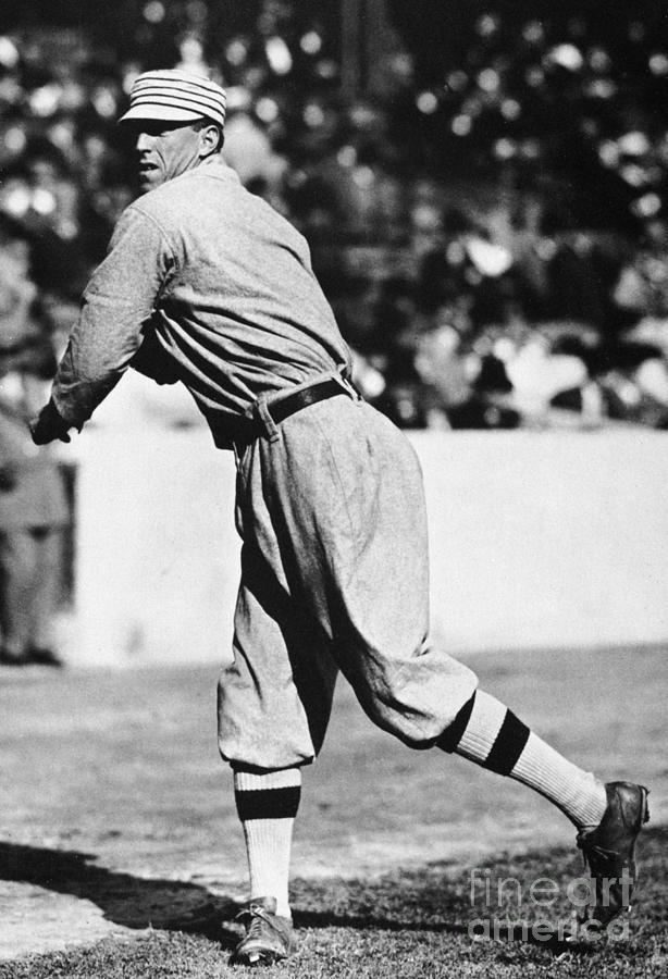 Eddie Plank (1875-1926) Photograph