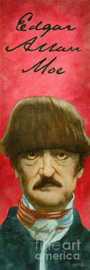 Edgar Allan Moe... Painting