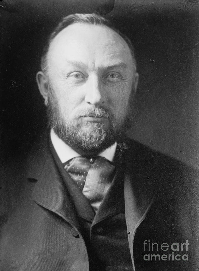 Edward Pickering, American Astronomer & Photograph