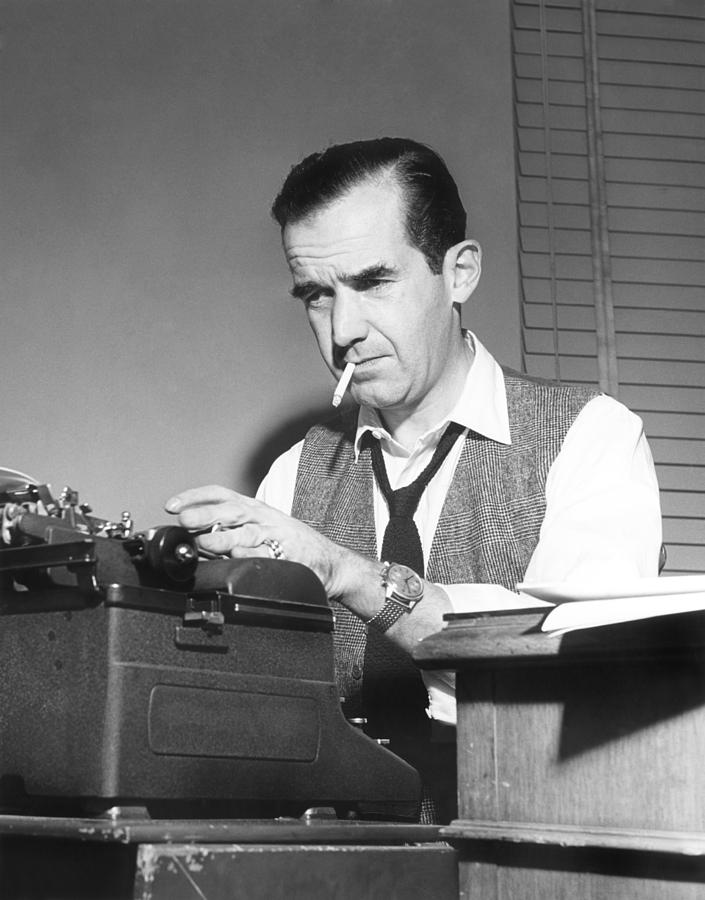 critical review of from murrow to