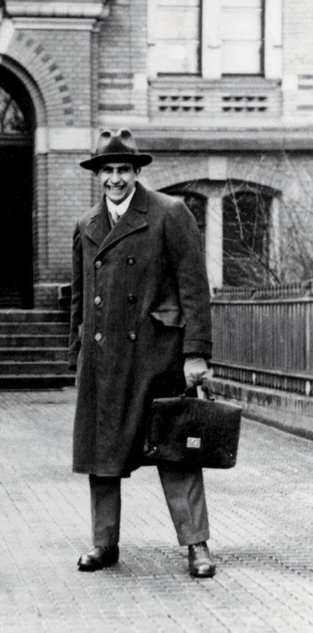 Edward Teller 1908-2003, As A Research Photograph