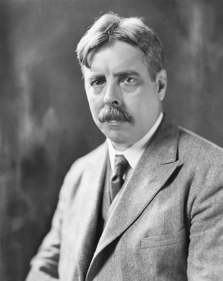 Edward Thorndike, American Psychologist Photograph by ...