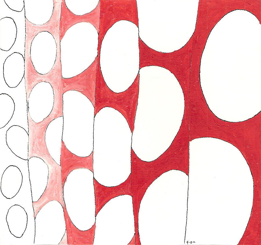 Egg Drawing - Egg Shower Curtain by Phil Burns