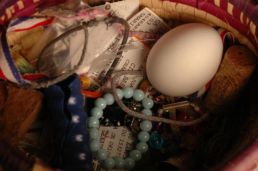Eggs Five Photograph