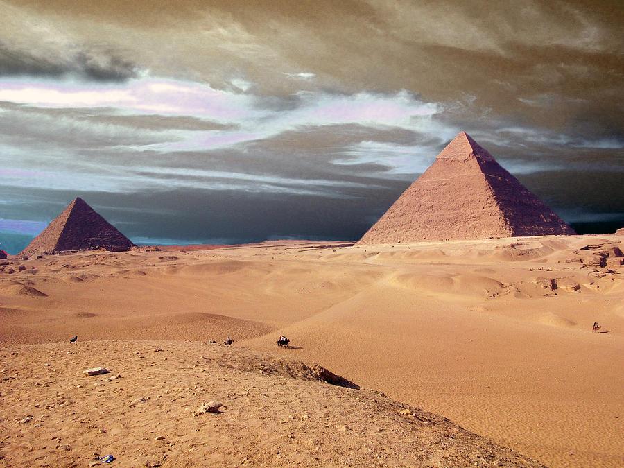 Egypt Eyes Photograph